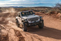 2.5 in Jeep Lift Kit | Wrangler JLU 4-door | with Shock Extensions, Shadow, Fox 2.0, or King 2.0 Shocks Gallery 6