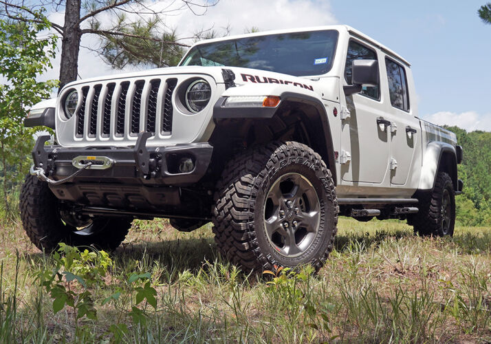 2.5 inch Front Leveling Kit Jeep Gladiator JT Gallery 3